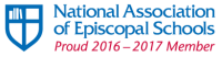 We are a proud member of the National Association of Episcopal Schools (NAES)